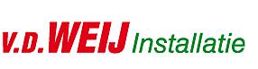 Logo van Van der Weij Installatie