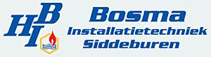 Logo van H. Bosma Installatietechniek Siddeburen