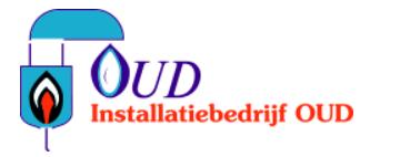 Logo van Installatiebedrijf Oud