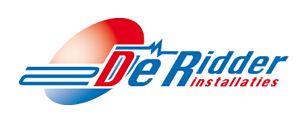 Logo van De Ridder Installaties
