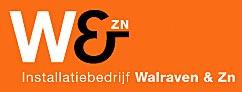 Logo van Installatiebedrijf Walraven & Zn. BV