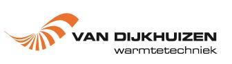 Logo van Van Dijkhuizen Warmtetechniek