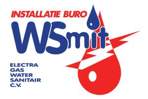 Logo van W. Smit, Installatieburo