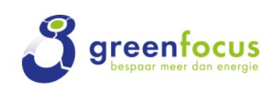 Logo van GreenFocus