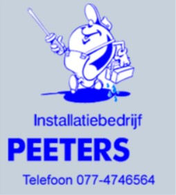 Logo van Installatiebedrijf Peeters