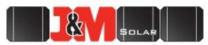 Logo van J & M Solar