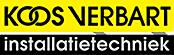 Logo van Koos Verbart Installatietechniek V.O.F.