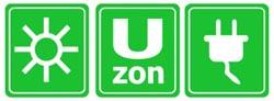 Logo van U-zon