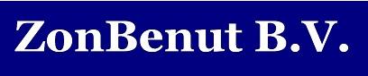 Logo van ZonBenut B.V.