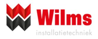 Logo van Wilms Installatietechniek