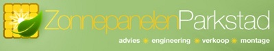 Logo van Zonnepanelen Parkstad