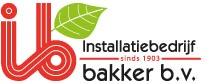 Logo van Installatiebedrijf Bakker BV