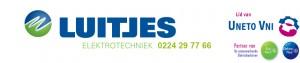 Logo van Luitjes Elektrotechniek B.V.