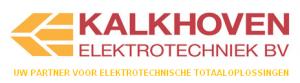 Logo van Kalkhoven Elektrotechniek
