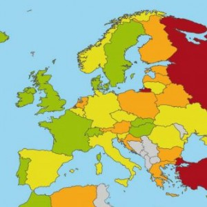 Europa Klimaatranglijst 2015