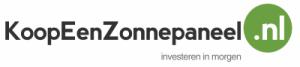 Logo van KoopEenZonnepaneel.nl