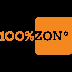 Logo van 100%ZON