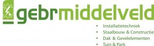 Logo van Gebr. Middelveld BV
