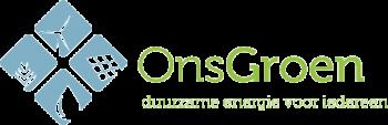 Logo van OnsGroen Duurzame Techniek