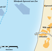 Windpark Egmond aan zee