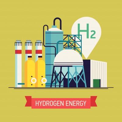 Waterstof energie