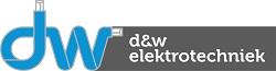 Logo van D en W Elektrotechniek