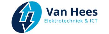 Logo van Van Hees Elektrotechniek & ICT