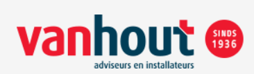 Logo van Van Hout adviseurs en installateurs