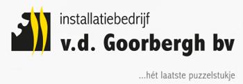 Logo van Installatiebedrijf van den Goorbergh BV