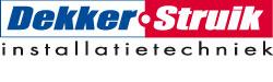 Logo van Dekker Struik Installatietechniek