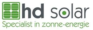 Logo van HD Solar BV