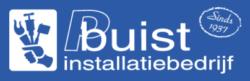 Logo van Installatiebedrijf P. Buist