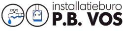 Logo van P.B. Vos Installatieburo vof