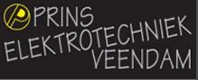 Logo van Prins Elektrotechniek B.V.