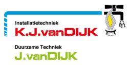 Logo van Installatietechniek K.J. van Dijk