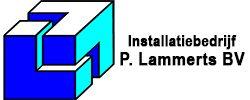 Logo van Installatiebedrijf P. Lammerts BV
