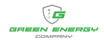 Logo van Green Energy Company