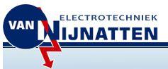 Logo van Van Nijnatten Elektrotechniek