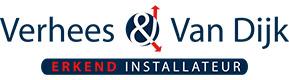 Logo van Verhees & Van Dijk Installatietechniek BV