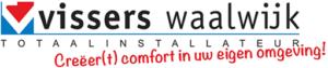 Logo van Vissers Waalwijk Totaalinstallateur