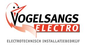 Logo van Vogelsangs Electro