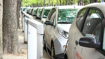 Breekt de elektrische auto door?