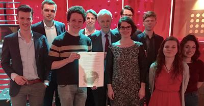 Manifest jonge politieke partijen en Jan Terlouw