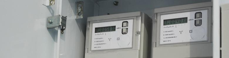 aansluiting en meters