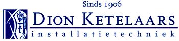 Logo van Dion Ketelaars installatietechniek