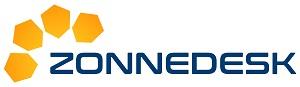 Logo van Zonnedesk