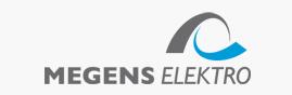 Logo van Megens Elektro