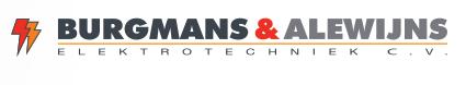 Logo van Burgmans & Alewijns