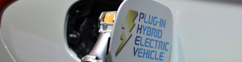 Verkoop plug-in hybride auto's