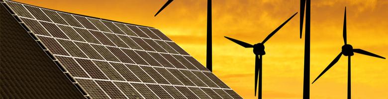 Hernieuwbare energieverbruik groeit veel te langzaam